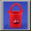 Sand Castles  Beach Pail